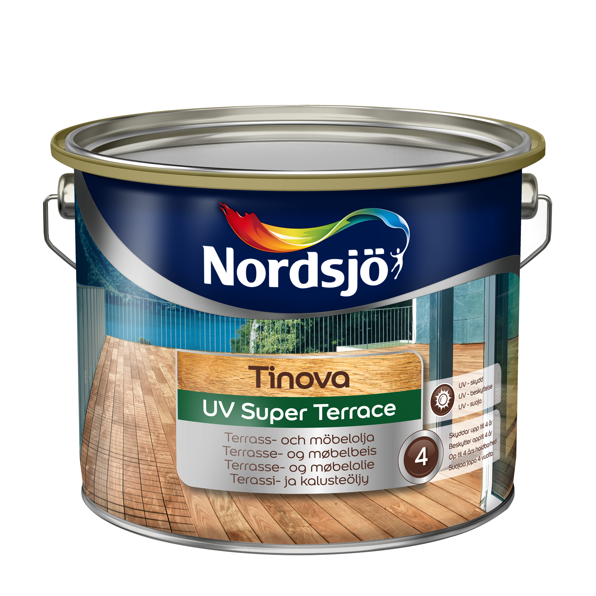 Nordsjö Tinova UV Super Terrace