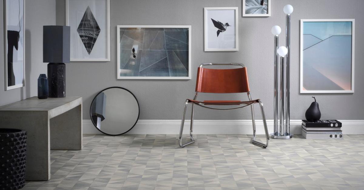 Nordsjö Idé & Design gulv gulvbelegg vinylbelegg