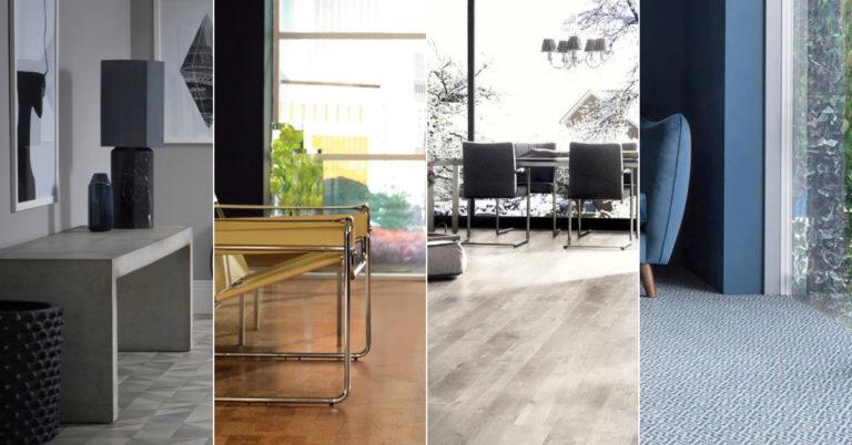 Nordsjö Idé & Design gulv hvordan velge gulv